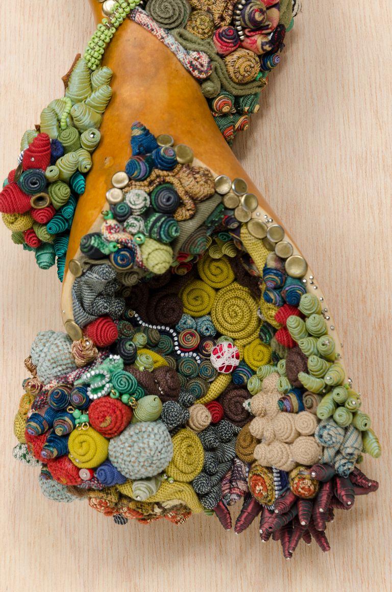 Selvática textil, de Luciana Viedma