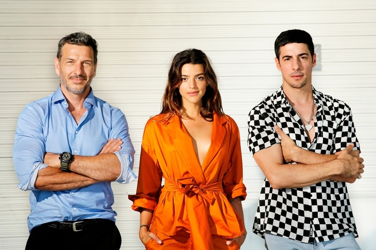 Esta noche termina la telenovela protagonizada por Calu Rivero, Federico Amador y Esteban Lamothe