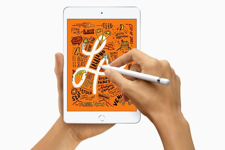 Apple planea lanzar una tableta iPad mini con el diseño de iPad Air