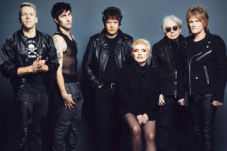 """Blondie publicó """"Yuletide Throwdown"""", la canción navideña de la que surgió """"Rapture"""""""