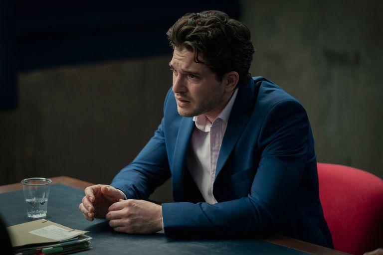 Kit Harington en la nueva temporada de Criminal