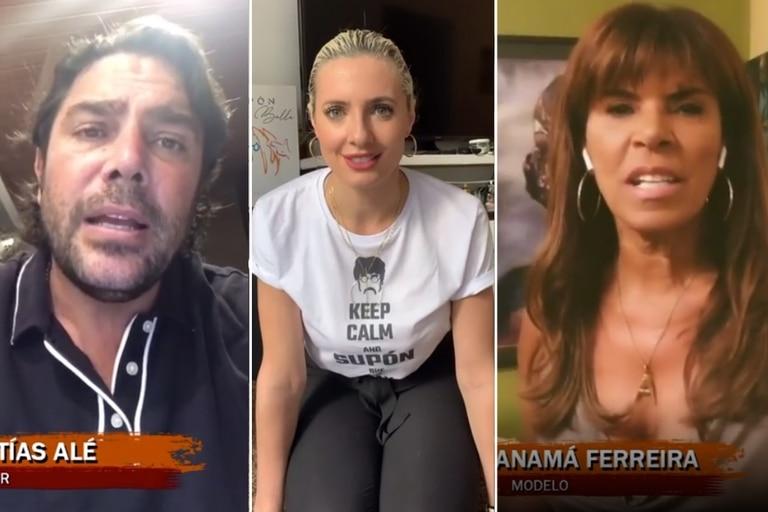 """Tamara Bella redobló la apuesta: hizo """"Che vos"""", la versión argentina de """"Hey Jude"""""""
