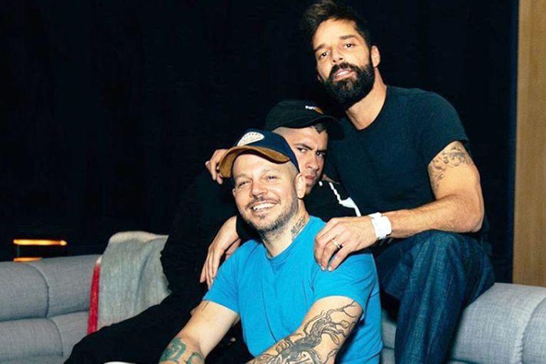 """Ricky Martin, Residente y Bad Bunny lanzaron el tema """"Cántalo"""""""
