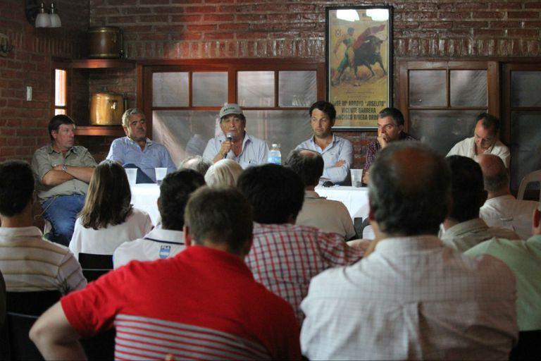 La medida se resolvió con la participación de referentes de entidades del norte
