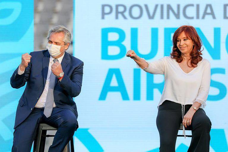 "Alberto Fernández, sobre Cristina Kirchner: ""Nada va a quebrar mi amistad  con ella"" - LA NACION"