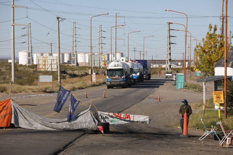 En los primeros cuatro meses de 2021 se registró la producción de gas más baja en siete años. En parte, se debió a piquetes sobre las rutas en Neuquén, pero el número ya había antes encendido alarmas.