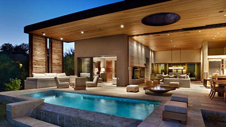 Un exclusivo hotel para relajarse, ideal para Ellen DeGeneres