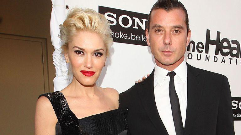 Gwen habló de su separación de Gavin, su ex marido