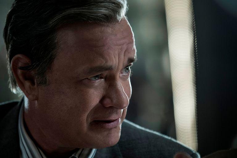 Tom Hanks interpreta a Ben Bradlee