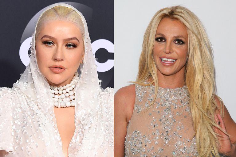 Christina Aguilera respaldó a Britney Spears en la batalla por el fin de su tutela