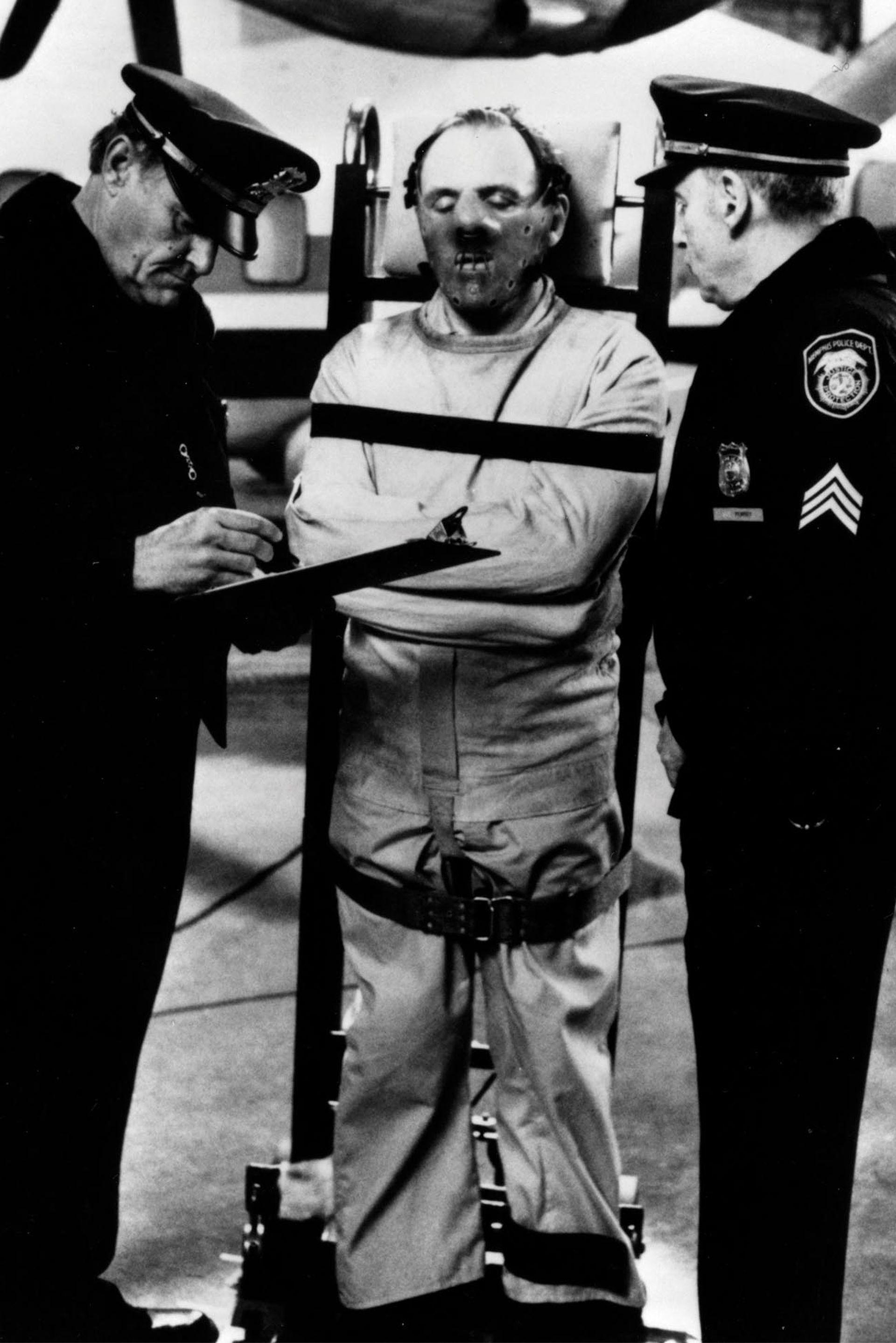 La interpretación de Hopkins fue la segunda más corta en la historia del cine en ganar una estatuilla: solo aparece 24 minutos.