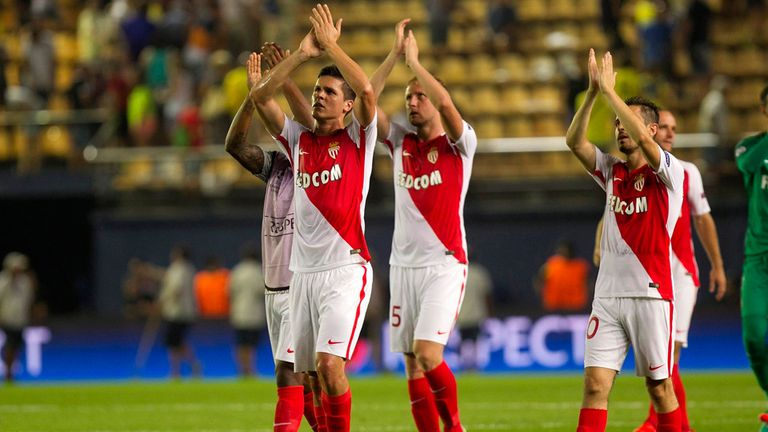 Monaco festejó en España