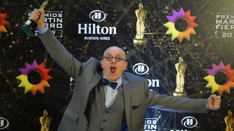 Campi, ganador del mejor programa humorístico