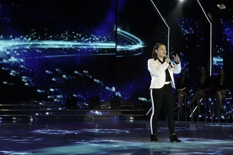ShowMatch 2019: una pequeña cantante en un gran dúo con Patricia Sosa