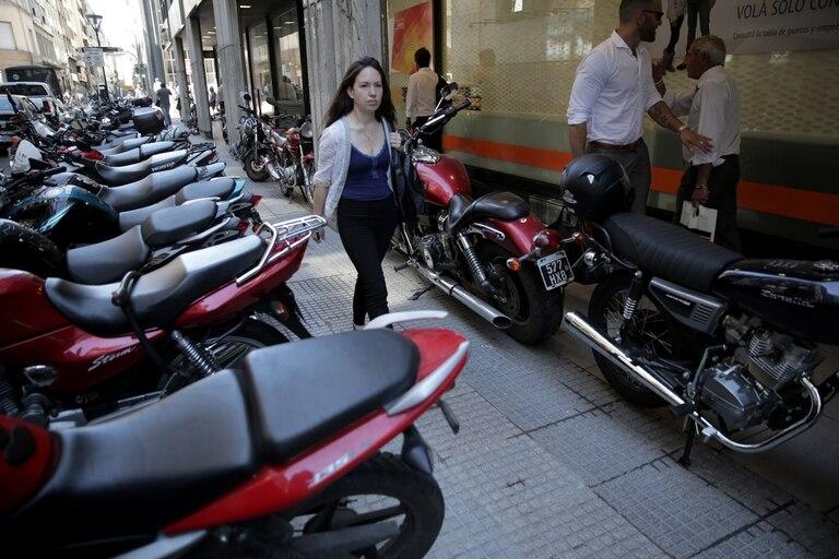 Fuerte caída en la venta de motos durante 2019