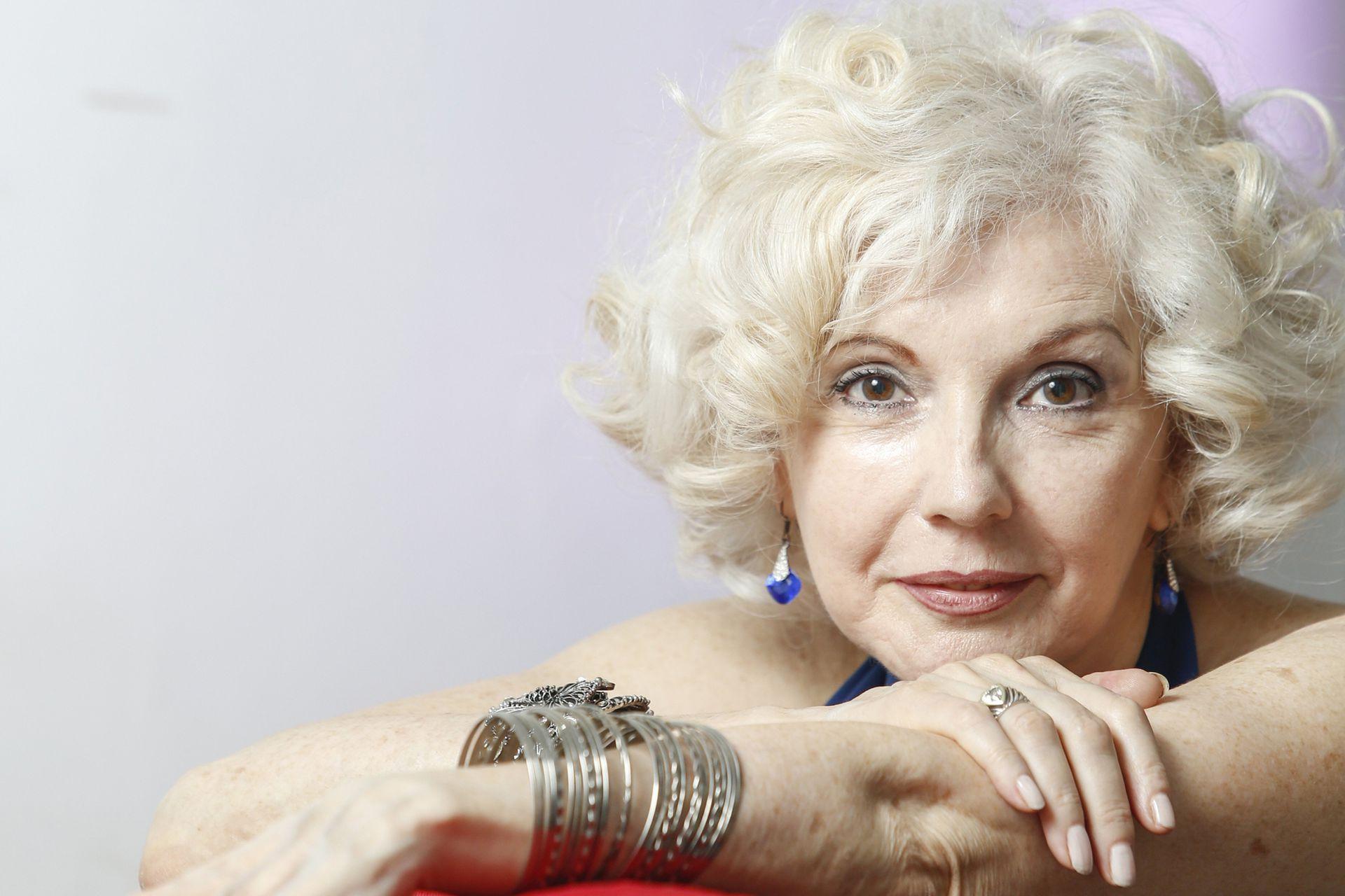 La prestigiosa y reconocida Ana María Cores fue una de las intérpretes que más veces se puso la nariz roja para Midón y Gianni