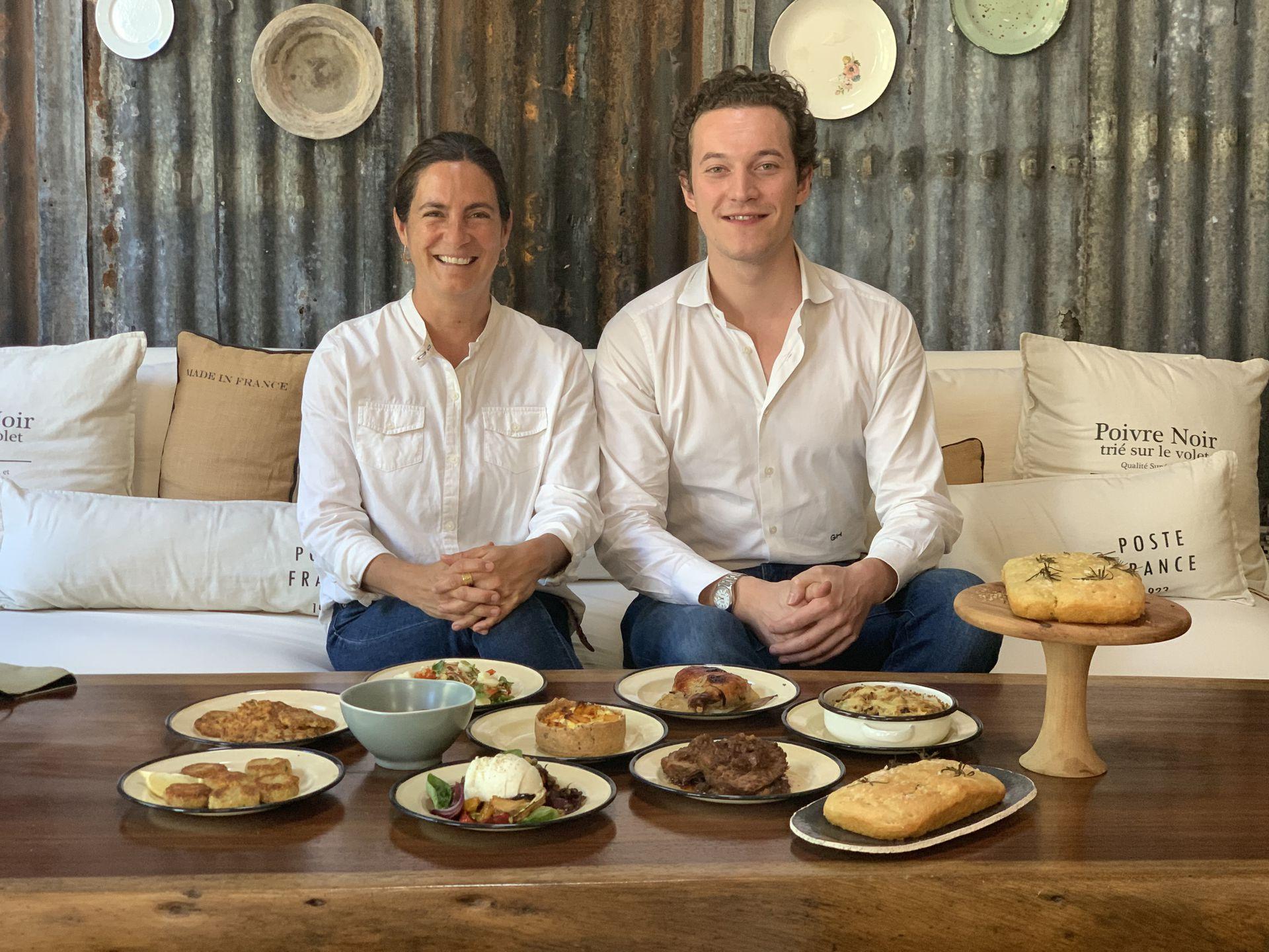 Entre las marcas específicas para delivery que creó Kitchenita resalta la de Juliana López May, con comida casera ideal para el invierno.