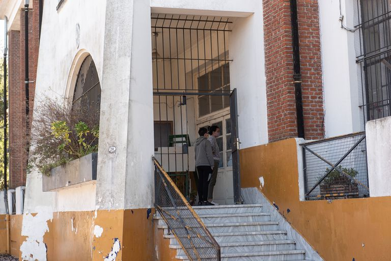 La Escuela Primaria N° 6 Bartolomé Mitre, de Tigre, tiene una matrícula de 750 alumnos