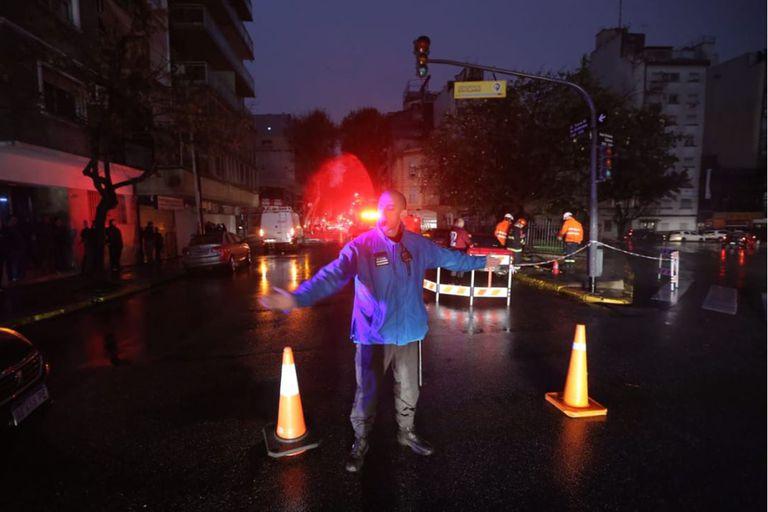 Frenéticas llamadas y un mensaje de Macri, la estrategia frente a la crisis