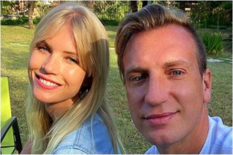 El enigmático posteo de la novia de Maxi López en medio del escándalo entre Wanda y la China Suárez