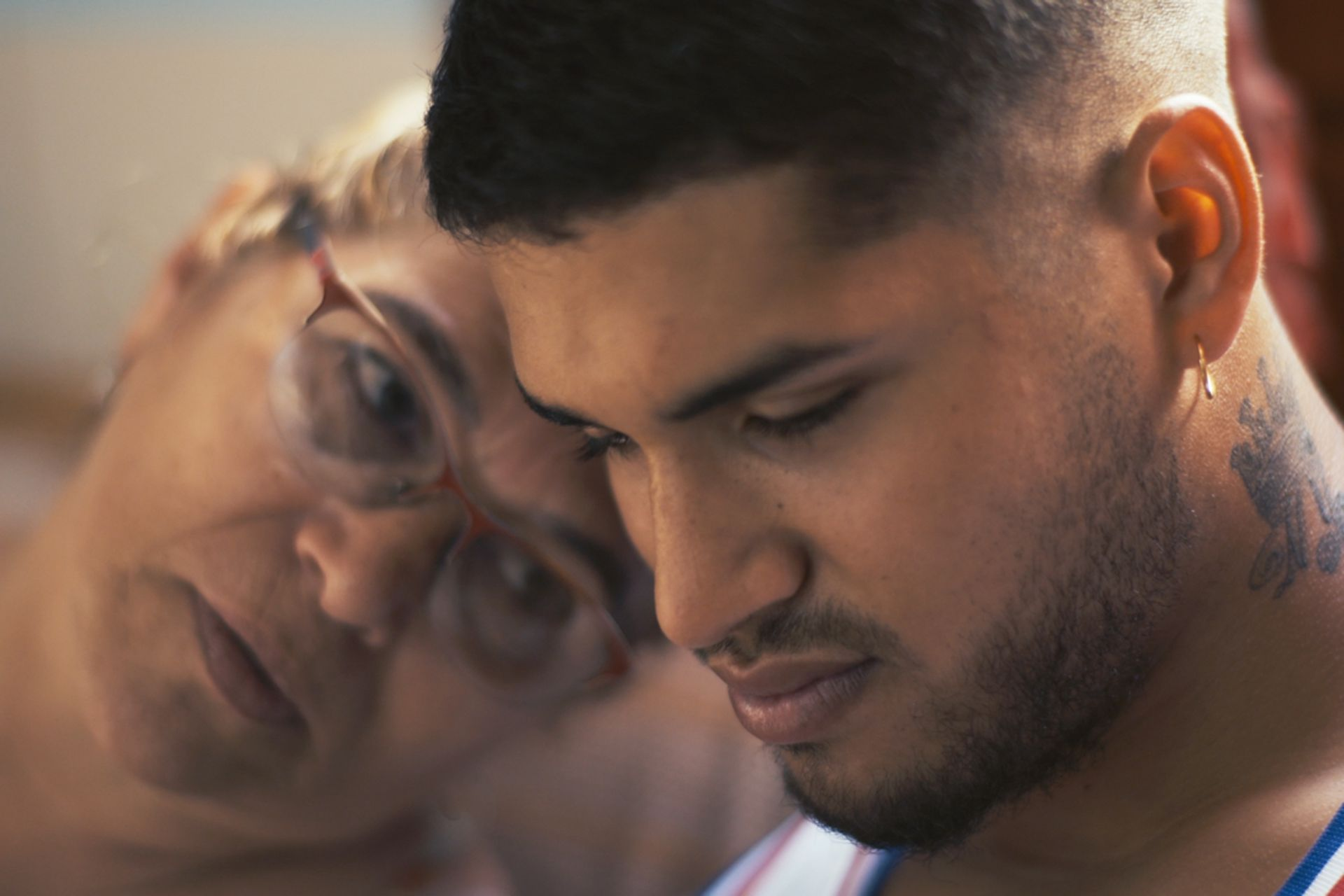 """Mi mamá me ayudó un montón, siempre me daba aliento"", destaca Alexis."