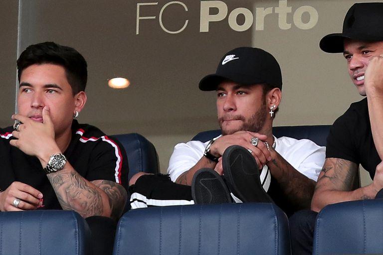 Neymar, preocupado por el rendimiento de Brasil