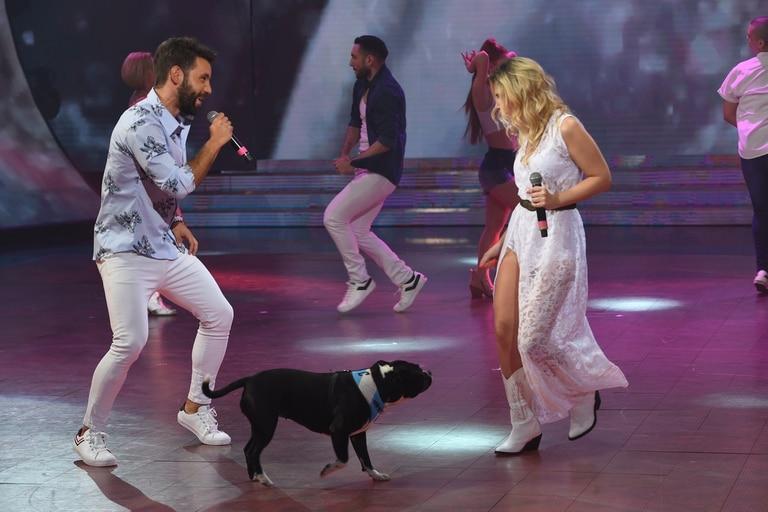 Cantando 2020: sin su compañera, Cachete Sierra dividió al jurado