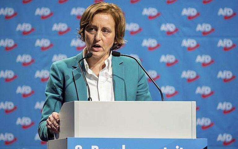 La diputada alemana Beatrix von Storch