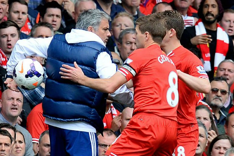 Revelación: la curiosa estrategia de Mourinho que arruinó un título de Liverpool