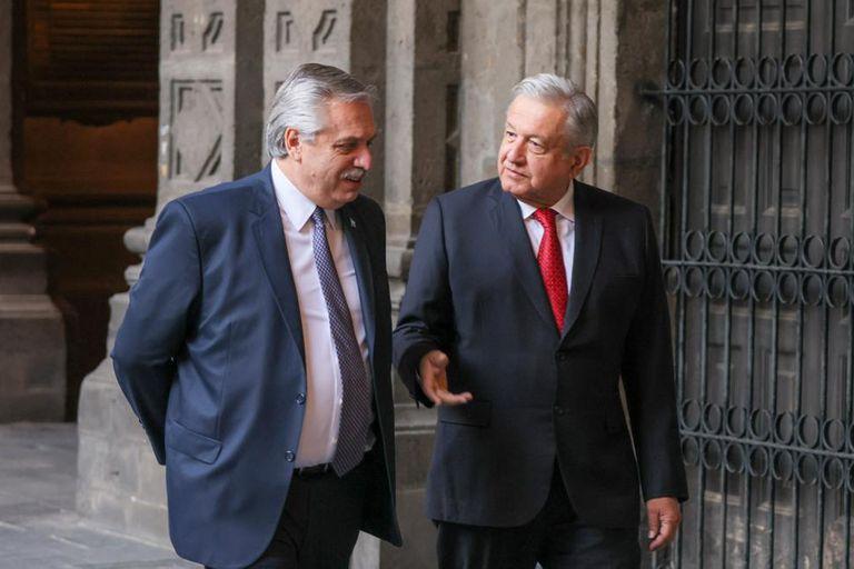 Los presidentes de la Argentina y México, Alberto Fernández y Andrés Manuel López Obrador, toman decisiones coordinadas en el caso Nicaragua