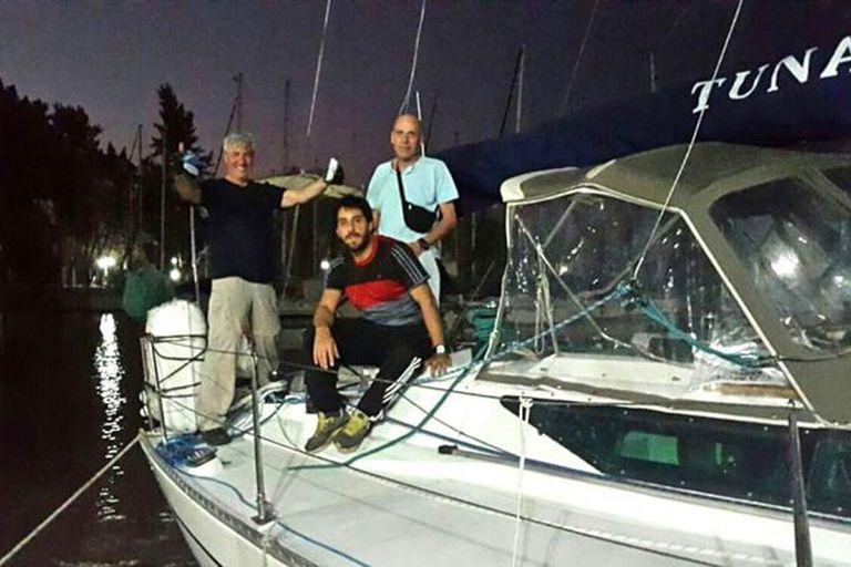 El Tunante II desapareció tras un tormenta cuando se dirigía a Río de Janeiro
