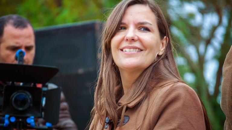 Angelina Lesieux es la intendenta de la municipalidad de Perugorría, Corrientes