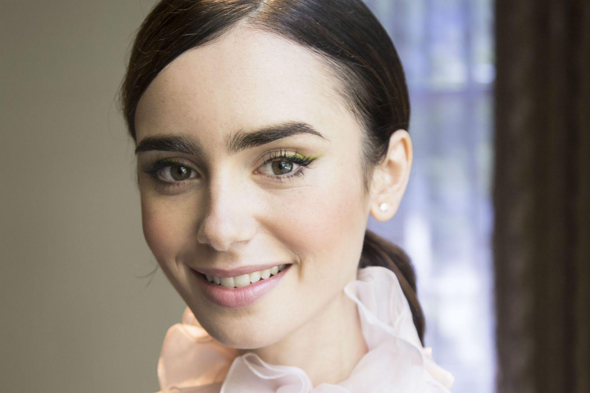 La actriz habló con LA NACION sobre el desafío de trabajar con David Fincher y Gary Oldman