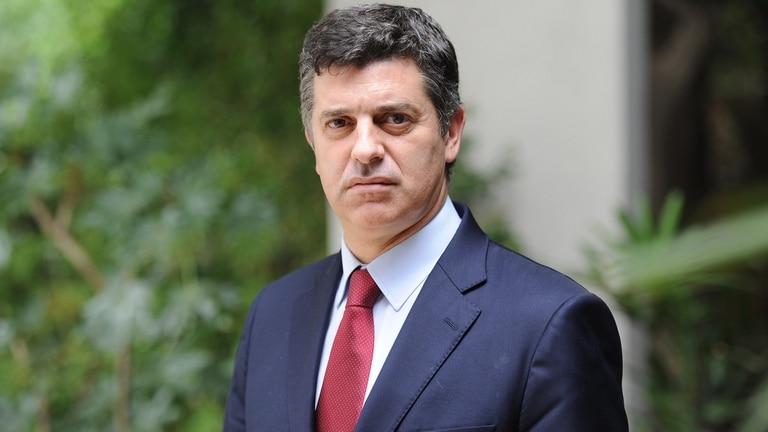El ministro de Economía de Portugal, Manuel Cabral