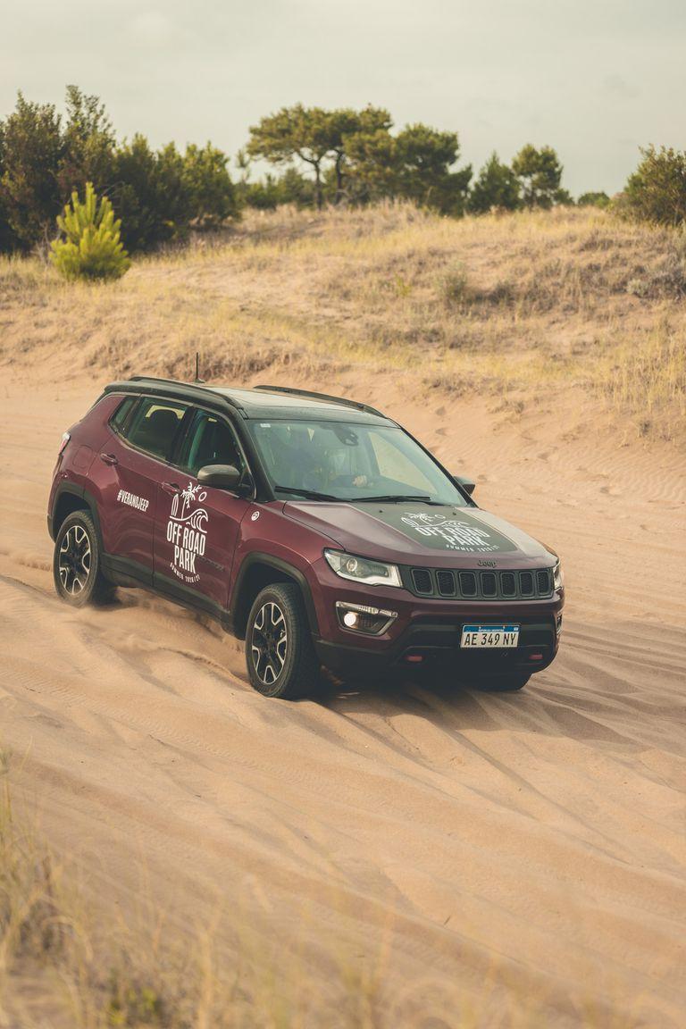 Test drive: probamos el Jeep Compass Trailhawk