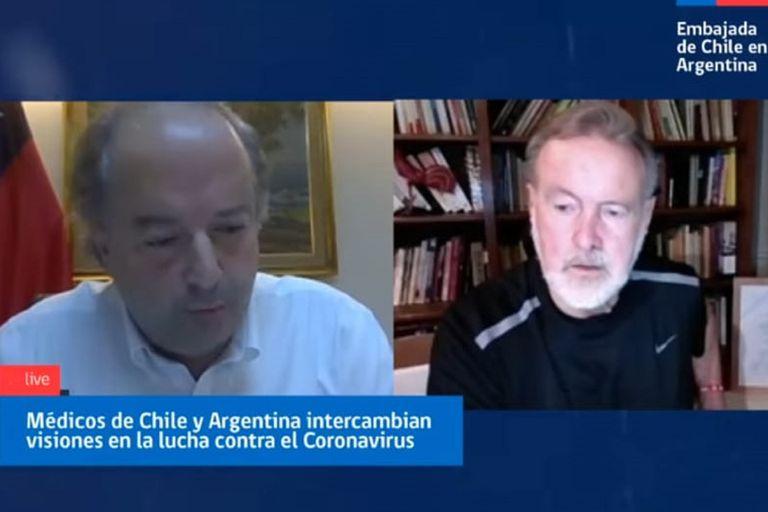 Coronavirus: la Argentina y Chile, en un esfuerzo conjunto frente a la pandemia