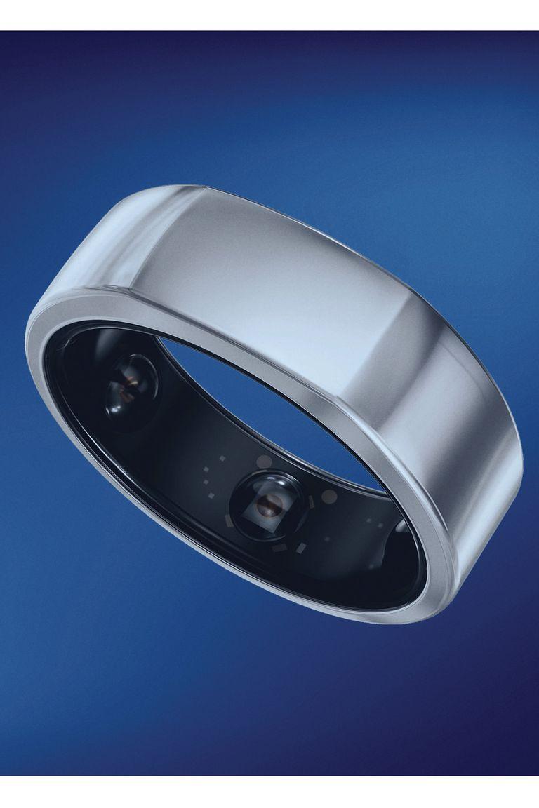 El anillo Oura ayuda, entre otras cosas, autoevaluarse para lograr tener más de ocho horas de sueño por día