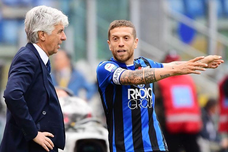 Alejandro Gómez y Gian Piero Gasperini, una relación rota en Atalanta