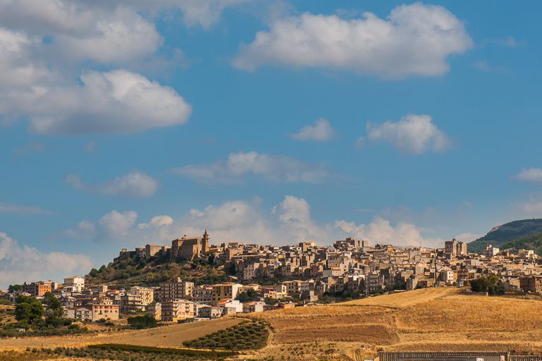 Sambuca, en Sicilia
