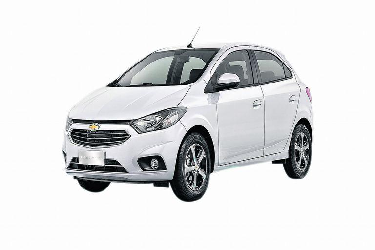 El segundo auto más patentado de septiembre fue el Chevrolet Onix, 2.206 unidades