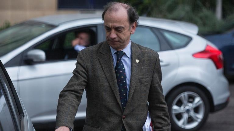 Raúl Pleé, Fiscal