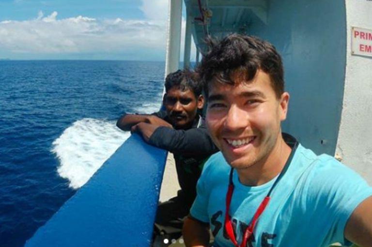 John Allen Chau, de 27 años, murió a flechazos en la isla india Sentinel del Norte por intentar evangelizar a una tribu local