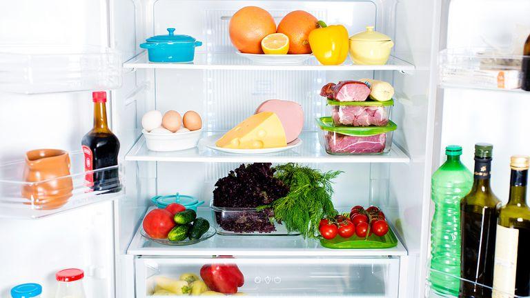 El orden de los alimentos en la heladera previene enfermedades