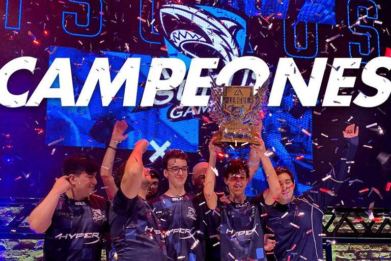 Después de vencer a Furious en una semifinal que enfrentó equipos argentinos, Isurus Gaming se consagró como el primer campeón no brasileño tras derrotar en San Pablo al equipo Full Send