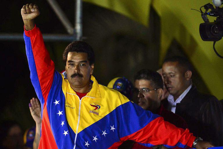Maduro no pudo ocultar su desazón por el estrecho triunfo