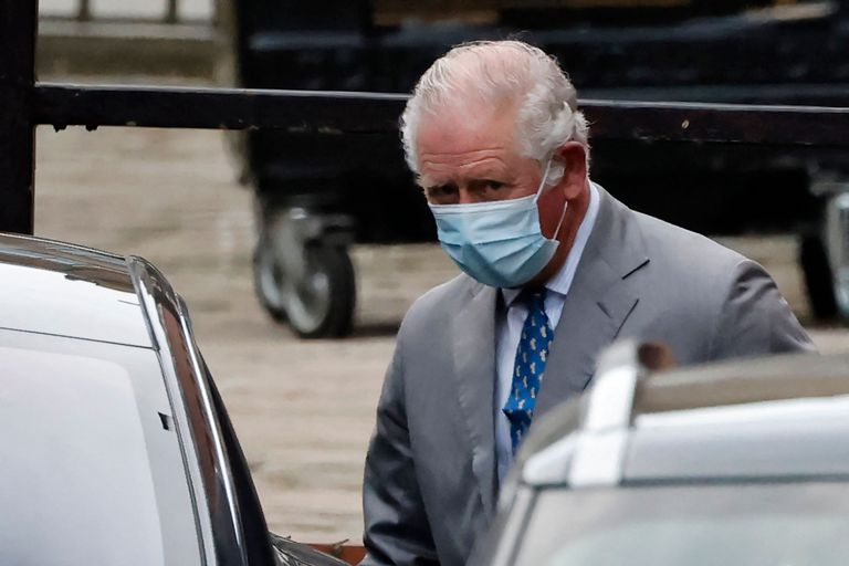 Gran Bretaña: el príncipe Carlos visitó a su padre en el hospital