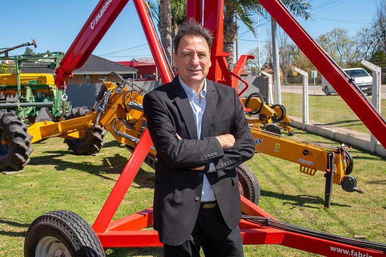 """Eduardo Borri: """"En el país podemos tener un Silicon Valley de la tecnología agroindustrial"""""""