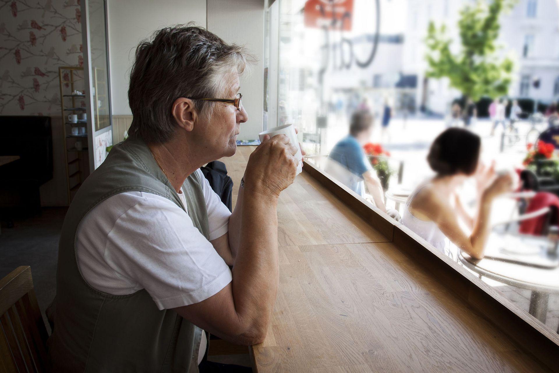 Según un estudio de la Cruz Roja, el 40% de los suecos se siente solo