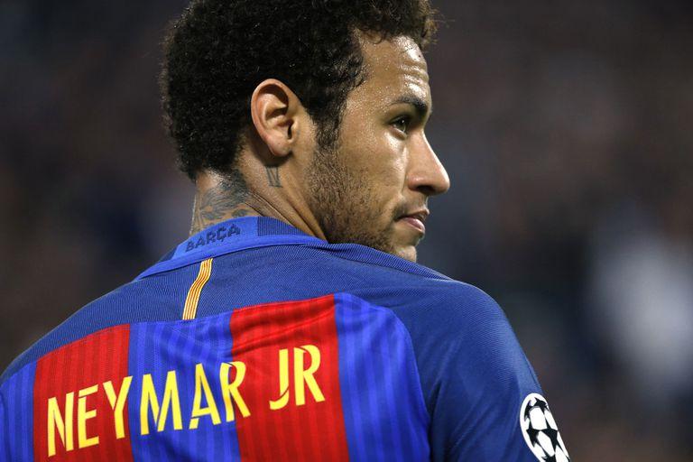 Neymar dejó un recuerdo imborrable en Barcelona