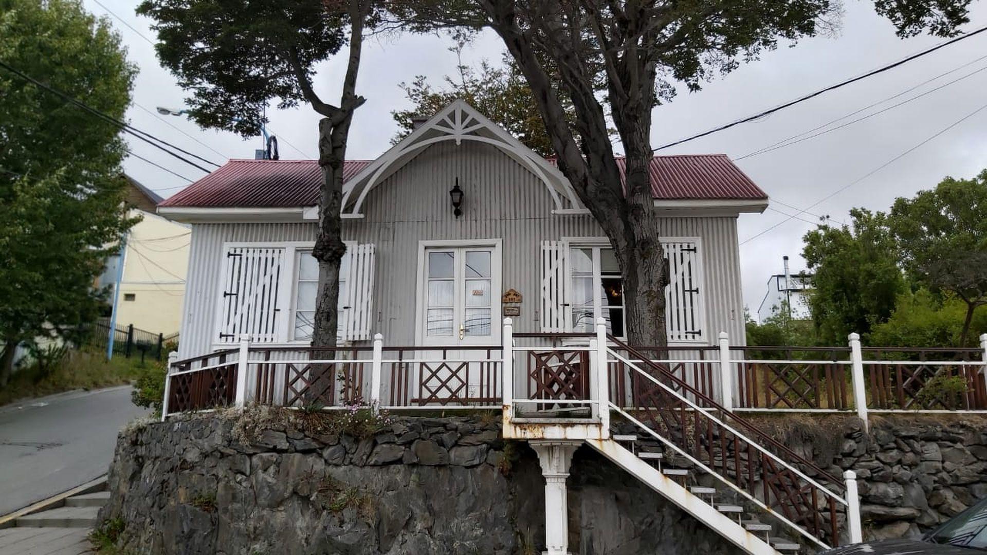 Casa Canga data de 1938.
